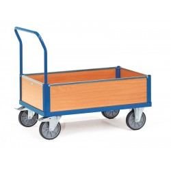 Box Cart Platform Trucks 2561